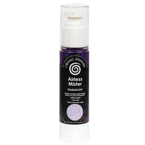 Airless Mister Pearlescent Purple Obsession (50ml) by Cosmic Shimmer